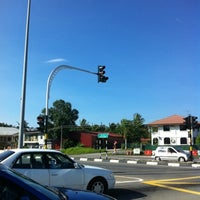 Photo taken at Trafic Light Lambak Kiri by FaDz on 7/23/2012