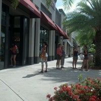 Photo taken at The Shops at Pembroke Gardens by Kelly H. on 7/14/2012