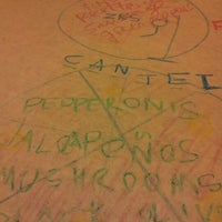 Photo taken at Sal's Pizza by Tyler B. on 4/7/2012