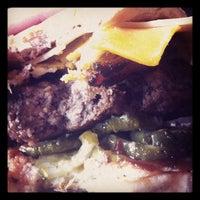 Photo taken at Stella's Hamburgers by Eric W. on 6/7/2012