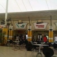 Photo taken at Sri Teja Food Court (Medan Selera) by Sidd A. on 8/9/2012