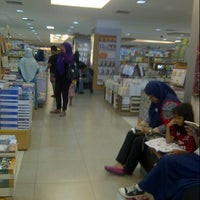 Photo taken at Gramedia by Djony H. on 7/5/2012