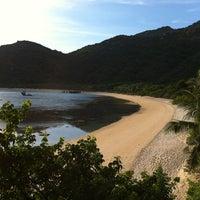 Photo taken at Six Senses Ninh Van Bay by Francois on 7/19/2012