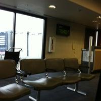 Photo taken at Gate B37 by James M. on 2/14/2012