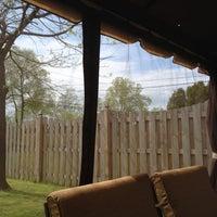 Photo taken at The Gazebo by Rebecca B. on 5/13/2012