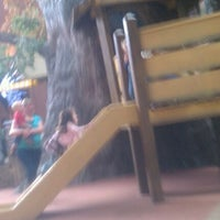 Photo taken at University Mall Tree House by Natalie B. on 3/19/2012