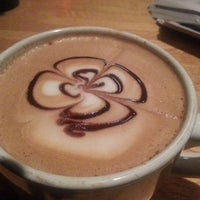 Photo taken at Heine Brothers Coffee by Steve G. on 8/23/2012