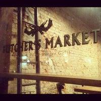 Foto tirada no(a) Butcher's Market por Sabota T. em 9/12/2012