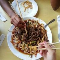 Photo taken at Tokyo Noodle Shop by Allie M. on 8/27/2012