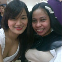 Photo taken at Looks & Faces Salon & Spa by Emjay M. on 3/4/2012