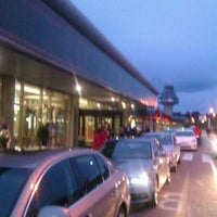 Photo taken at Aeropuerto de Santander - Seve Ballesteros by Borja on 4/26/2012