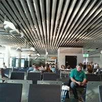 Photo taken at Concourse A by Пётр Г. on 8/21/2012