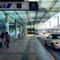 3/29/2012にMizuho S.が第2ターミナルバスのりばで撮った写真