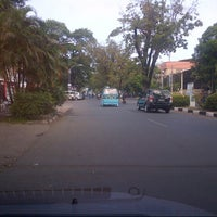 Photo taken at Jalan Arief Rate by Herman T. on 6/28/2012