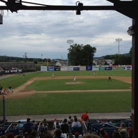 Photo taken at Williamsport Crosscutters by Bill R. on 6/24/2012