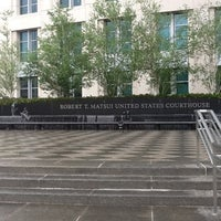 Photo taken at Robert T. Matsui Federal Courthouse by Francine G. on 4/25/2012