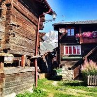 Das Foto wurde bei Bellwald - Ihr Schweizer Ferienort von Snowest am 8/21/2012 aufgenommen
