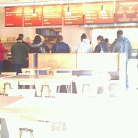 Photo taken at Chipotle Mexican Grill by Natalie J. on 3/27/2012