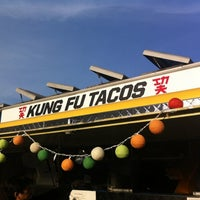 Photo taken at Kung Fu Tacos by Row M. on 4/7/2012