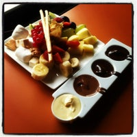 Photo taken at Quetzal - De Chocoladebar by Liselotte V. on 8/14/2012