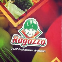 Photo taken at Ragazzo by Paulo S. on 6/20/2012