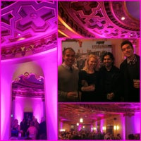 2/12/2012 tarihinde Tony U.ziyaretçi tarafından Copley Symphony Hall'de çekilen fotoğraf