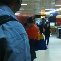 Photo taken at Gate 303 by Naush on 3/20/2012