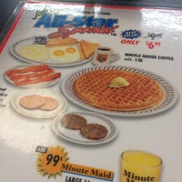 Photo taken at Waffle House by Cory S. on 3/7/2012