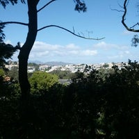 Photo taken at Buena Vista Park by Dmitry F. on 3/18/2012