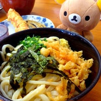 Photo taken at 味庄 by Takuya H. on 8/15/2012
