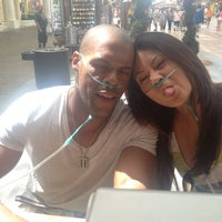 Photo taken at oxygen bar on freemont by Faye D. on 8/5/2012