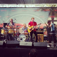 Photo taken at KROQ Coachella House 2012 by Matthew W. on 4/22/2012