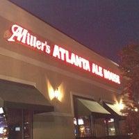 Photo taken at Miller's Ale House - Alpharetta by Scott L. on 4/20/2012