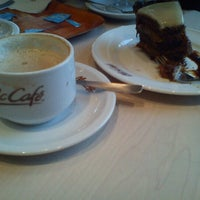 Photo taken at McCafé by Gabriela O. on 8/31/2012