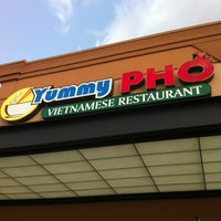 Photo taken at Yummy Pho by Carl T. on 2/15/2012