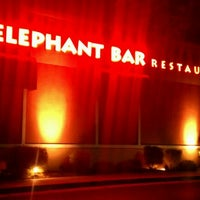 Photo taken at Elephant Bar by Herr A. on 3/31/2012