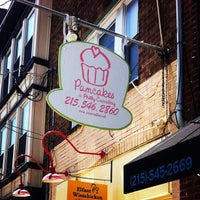 Photo taken at Pamcakes: A Philly Cupcakery by DanielleJMe on 5/31/2012