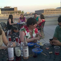 Photo taken at Rosé on the Roof by Andrew Vino50 Wines on 5/17/2012