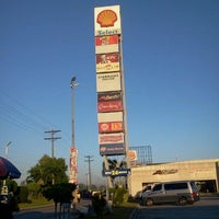 Photo taken at Shell Oasis by Tj A. on 2/25/2012