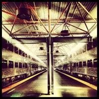 Photo taken at Metra - LaSalle Street by David B. on 6/18/2012