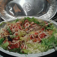 Photo taken at Chipotle Mexican Grill by Kim M. on 2/18/2012
