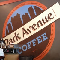 Photo taken at Park Avenue Coffee by Tyler L. on 6/20/2012