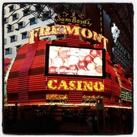 Photo taken at Fremont Hotel & Casino by Jay A. on 6/23/2012