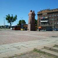 Photo taken at Strēlnieku laukums by Jānis Š. on 6/29/2012