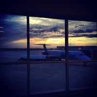 Photo taken at Orlando Sanford International Airport (SFB) by Josh C. on 5/28/2012