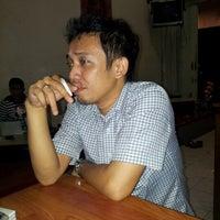 Photo taken at Warkop hotspot La'Bolong by Aswan A. on 7/4/2012