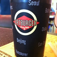 Photo taken at Fatburger by Jason G. on 4/29/2012