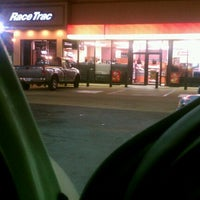 Photo taken at RaceTrac by Heaven G. on 5/20/2012