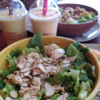 Photo taken at Panera Bread by Lissette on 8/31/2012