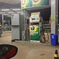 Photo taken at Auto Posto Cerrado by Heverson on 7/8/2012